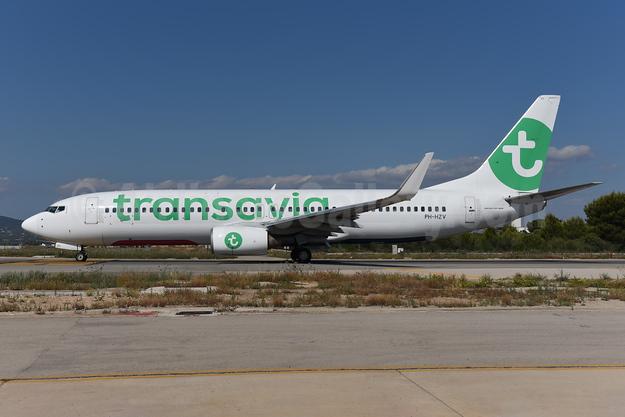 Transavia Airlines (Netherlands) Boeing 737-8K2 WL PH-HZV (msn 30650) PMI (Ton Jochems). Image: 943510.