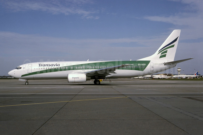Leased from Sterling European on April 23, 1999