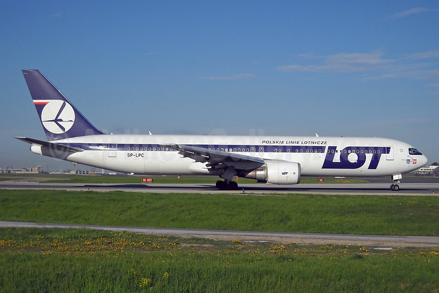 LOT Polish Airlines Boeing 767-35D ER SP-LPC (msn 28656) YYZ (TMK Photography). Image: 907412.