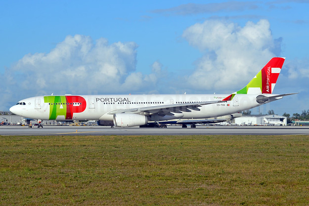 Type Retired: July 13, 2019 (flight TP22 Salvador - Lisbon with CS-TOX)