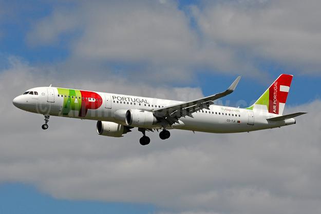 TAP Portugal - Air Portugal Airbus A321-251N WL CS-TJI (msn 8270) LHR (Tony Storck). Image: 947178.