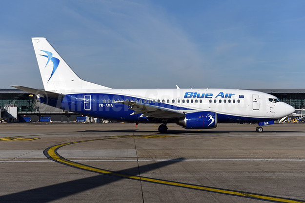 Blue Air S Fleet Plans Boeing 737 Classics To Be Retired