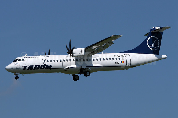 To be replaced with newer ATR 72-600s by 2020