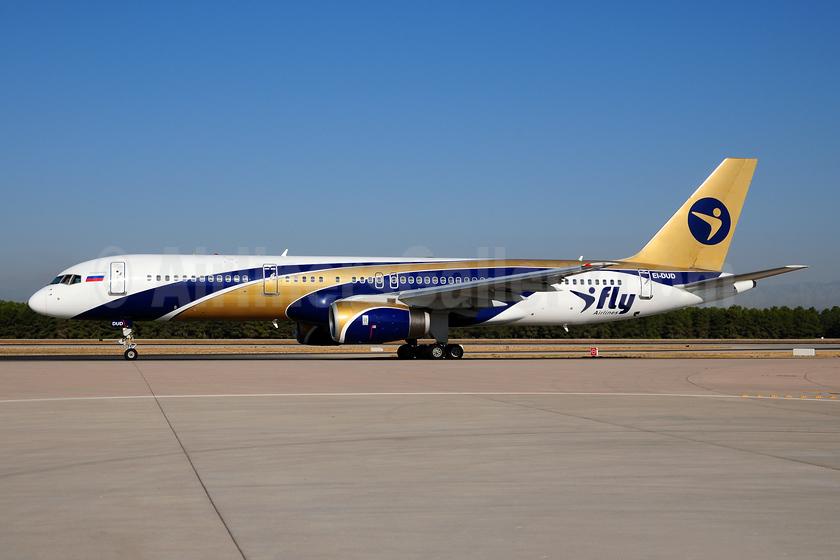 I Fly Airlines Boeing 757-256 EI-DUD (msn 26249) AYT (Ton Jochems). Image: 953372.