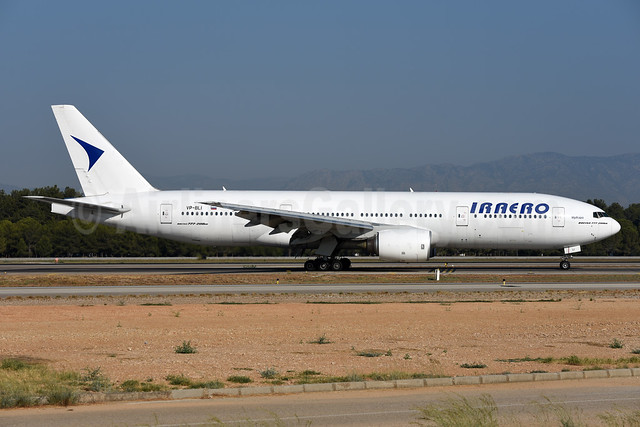 First 777, delivered on June 18, 2018