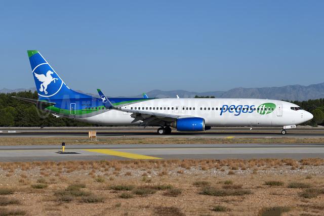 Pegas fly.com (Pegas Fly) Boeing 737-9GP ER WL VP-BZU (msn 35715) AYT (Ton Jochems). Image: 955072.