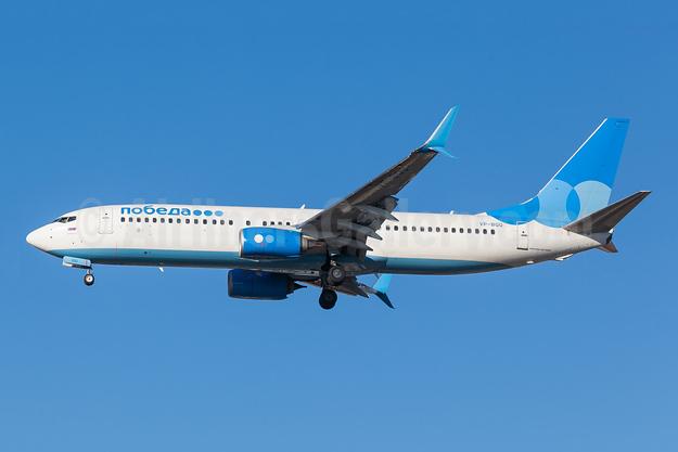 Pobeda Boeing 737-800 SSWL VP-BQQ (msn 64869) TXL (Rodrigo Cozzato). Image: 952139.