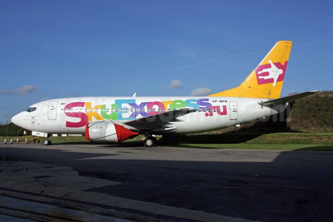 Sky Express Airlines (SkyExpress.ru) (Russia) Boeing 737-53A VP-BFN (msn 24922) QLA (Antony J. Best). Image: 942882.