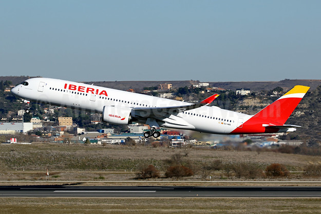 Third Airbus A350-900 for Iberia