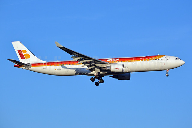 Iberia's first Airbus A330