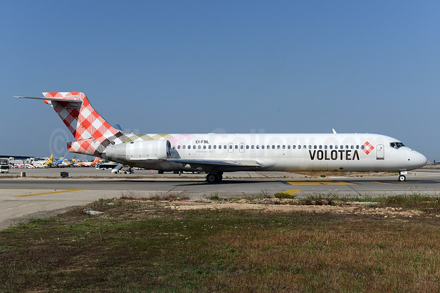 Volotea Boeing 717-2BL EI-FBL (msn 55183) PMI (Ton Jochems). Image: 938359.