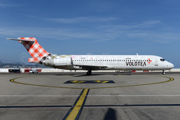 Volotea Boeing 717-2BL EI-EXI (msn 55174) (Calypso) PMI (Ton Jochems). Image: 941847.
