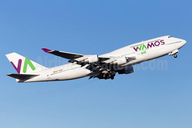 Wamos Air Boeing 747-412 EC-KSM (msn 27178) ARN (Stefan Sjogren). Image: 937680.