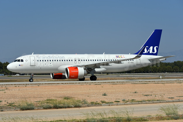 finest selection 73d6a b6bdf Scandinavian Airlines-SAS Airbus A320-251N WL SE-ROE (msn 7791)