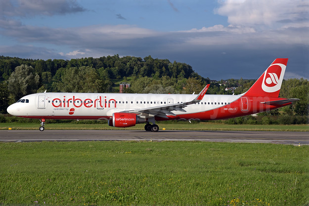 Leased from Airberlin on June 1, 2017