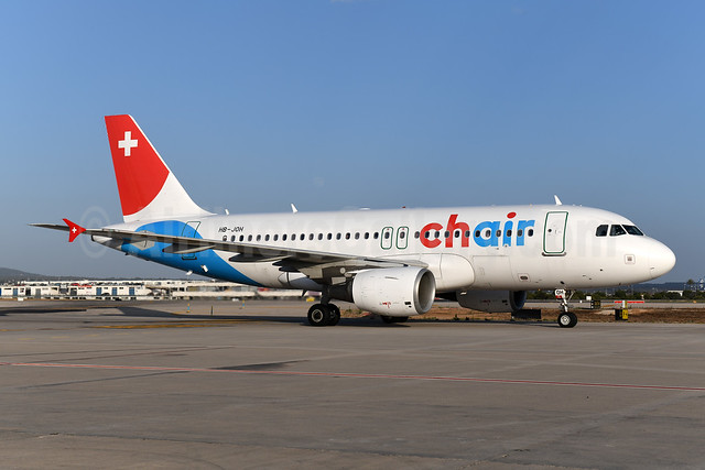 Airline Color Scheme - Introduced 2019