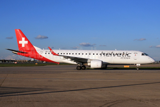 To be replaced with newer Embraer E190-E2 by late 2021