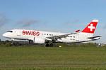 Swiss International Air Lines Bombardier CS100 (BD-500-1A10) HB-JBD (msn 50013) ZRH (Andi Hiltl). Image: 937683.