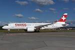 Swiss International Air Lines Bombardier CS300 (BD-500-1A11) HB-JCA (msn 55010) ZRH (Rolf Wallner). Image: 938099.