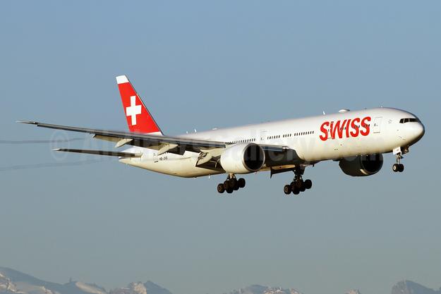 """Landing at the Zurich Base"""