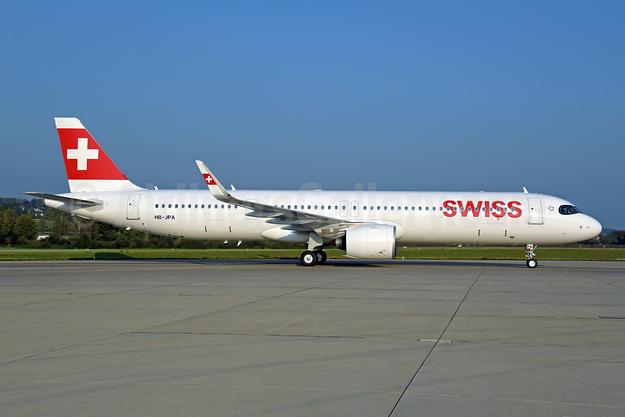 First A321neo, delivered September 18, 2020
