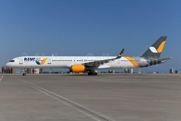 Ex Condor D-ABOR, delivered June 19, 2021