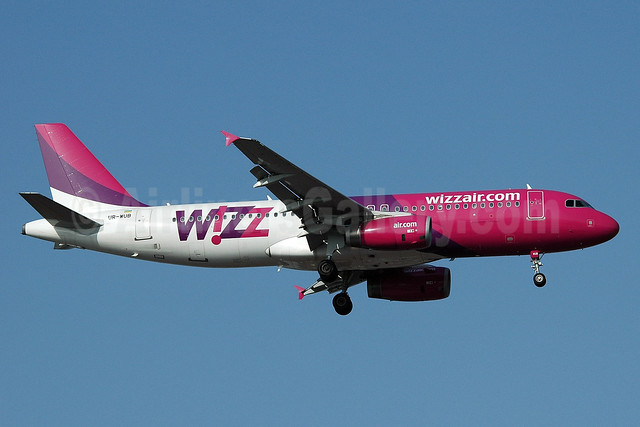 Wizz Air (Ukraine) Airbus A320-232 UR-WUB (msn 3741) AYT (Nik French). Image: 905676.