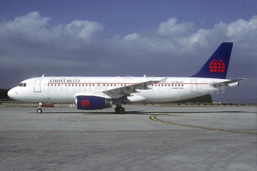 Airworld Aviation Airbus A320-231 G-BVJV (msn 437) PMI (Christian Volpati). Image: 939904.