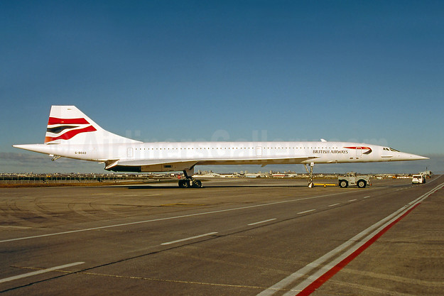 British Airways Aerospatiale-BAC Concorde 102 G-BOAB (msn 208) YYZ (TMK Photography). Image: 944219.