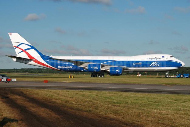 CargoLogicAir-CLA Boeing 747-83QF G-CLAB (msn 60119) FAB (SPA). Image: 933746.