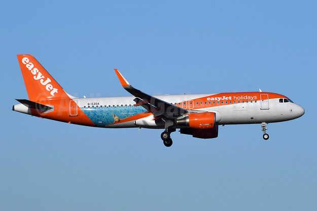 Promoting easyJet holidays
