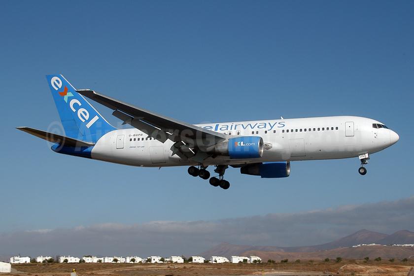 Excel Airways (excelairways)-XL.com Boeing 767-204 ER G-BOPB (msn 24239) ACE (Ton Jochems). Image: 952764.