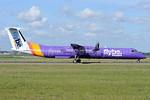 Flybe (British European 2nd) Bombardier DHC-8-402 (Q400) G-PRPA (msn 4187) AMS (Ton Jochems). Image: 938066.