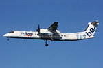 Flybe (British European 2nd) Bombardier DHC-8-402 (Q400) G-JECP (msn 4136) LGW (SPA). Image: 938070.