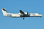 Flybe (British European 2nd) Bombardier DHC-8-402 (Q400) G-JECH (msn 4103) BSL (Paul Bannwarth). Image: 938068.