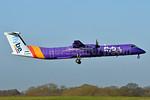 Flybe (British European 2nd) Bombardier DHC-8-402 (Q400) G-PRPG (msn 4191) BHX (Fred Freketic). Image: 938067.
