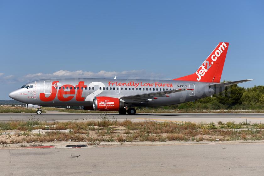 """Jet2 Malaga"""