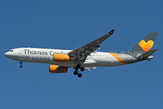 Thomas Cook Airlines (UK) Airbus A330-243 G-MDBD (msn 266) JFK (Fred Freketic). Image: 937662.