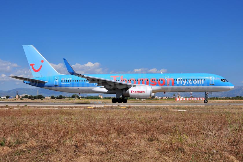 Thomsonfly (Thomsonfly.com) Boeing 757-204 WL G-BYAY (msn 28836) PMI (Ton Jochems). Image: 953525.