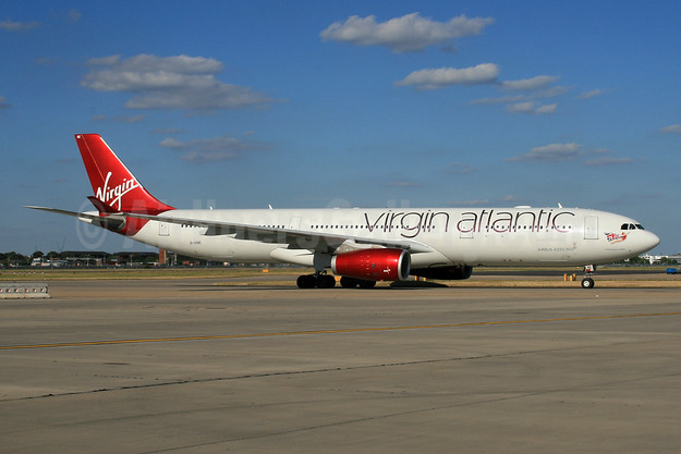 Virgin Atlantic Airways Airbus A330-343 G-VINE (msn 1231) LHR (SPA). Image: 942568.