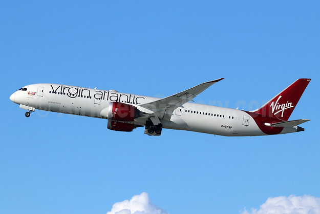 Virgin Atlantic Airways Boeing 787-9 Dreamliner G-VMAP (msn 38047) LAX (Michael B. Ing). Image: 949064.