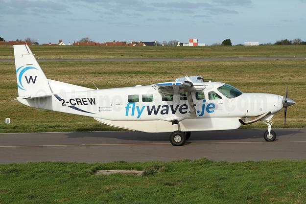 flywaves.je (Waves) Cessna 208B Grand Caravan 2-CREW (msn 208B2148) GCI (Nick Dean). Image: 940453.