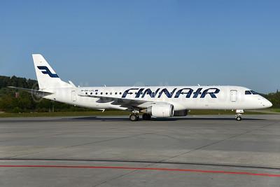 Finnair (Nordic Regional Airlines-Norra) Embraer ERJ 190-100LR OH-LKL (msn 19000153) ZRH (Rolf Wallner). Image: 929151.
