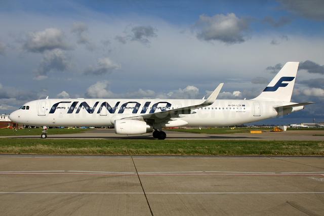 Finnair Airbus A321-231 WL OH-LZK (msn 5961) LHR. Image: 932914.