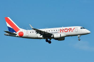 Hop! For Air France Embraer ERJ 170-100LR F-HBXM (msn 17000010) BSL (Paul Bannwarth). Image: 939115.