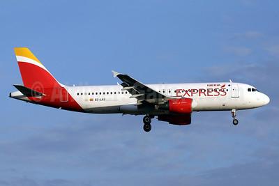 Iberia Express Airbus A320-214 EC-LKG (msn 1047) PMI (Javier Rodriguez). Image: 929032.