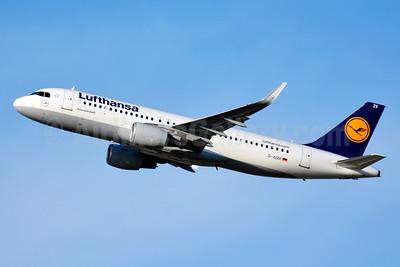 Lufthansa Airbus A320-214 WL D-AIZX (msn 5741) TLS (Paul Bannwarth). Image: 928737.