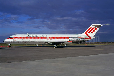 Martinair Holland McDonnell Douglas DC-9-33F PH-MAO (msn 47363) AMS (Bruce Drum Collection). Image: 932705.