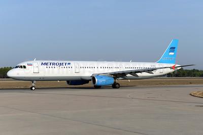 MetroJet (Russia) Airbus A321-231 EI-ETK (msn 787) AYT (Ton Jochems). Image: 929560.
