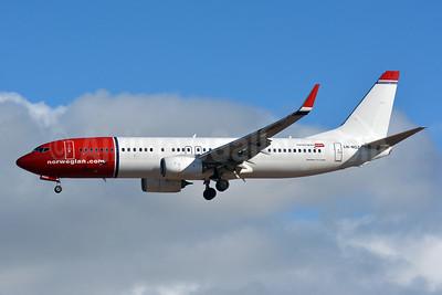 Norwegian Air Shuttle (Norwegian.com) Boeing 737-8JP WL LN-NGZ (msn 41127) LPA (Paul Bannwarth). Image: 928155.